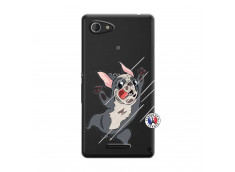 Coque Sony Xperia E3 Dog Impact