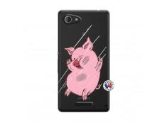 Coque Sony Xperia E3 Pig Impact