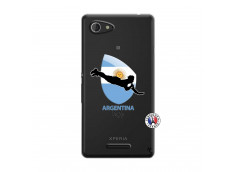 Coque Sony Xperia E3 Coupe du Monde Rugby-Argentina
