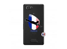 Coque Sony Xperia E3 Coupe du Monde de Rugby-France
