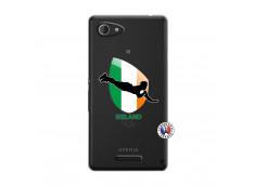 Coque Sony Xperia E3 Coupe du Monde Rugby-Ireland