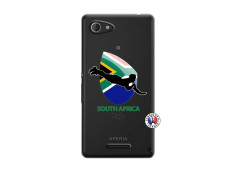 Coque Sony Xperia E3 Coupe du Monde Rugby-South Africa