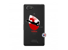 Coque Sony Xperia E3 Coupe du Monde Rugby-Tonga