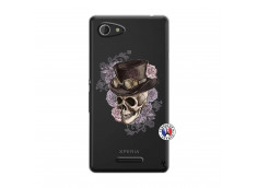 Coque Sony Xperia E3 Dandy Skull