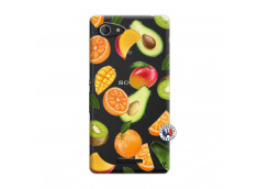 Coque Sony Xperia E3 Salade de Fruits