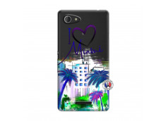 Coque Sony Xperia E3 I Love Miami