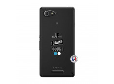 Coque Sony Xperia E3 Je Crains Degun