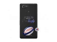 Coque Sony Xperia E3 Je Peux Pas J Ai Rugby