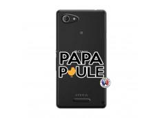 Coque Sony Xperia E3 Papa Poule