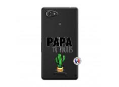 Coque Sony Xperia E3 Papa Tu Piques