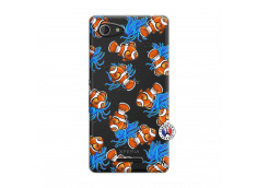 Coque Sony Xperia E3 Poisson Clown