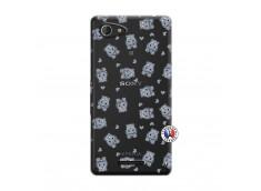 Coque Sony Xperia E3 Petits Hippos