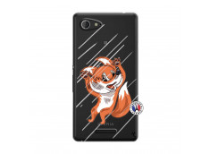 Coque Sony Xperia E3 Fox Impact