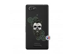 Coque Sony Xperia E3 Skull Hipster