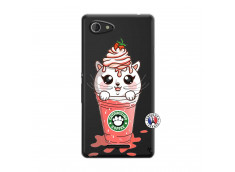 Coque Sony Xperia E3 Catpucino Ice Cream