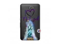 Coque Sony Xperia E4 I Love New York
