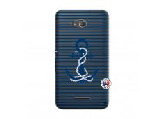 Coque Sony Xperia E4G Ancre