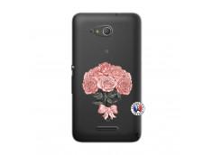 Coque Sony Xperia E4G Bouquet de Roses