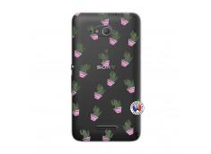 Coque Sony Xperia E4G Cactus Pattern