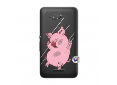 Coque Sony Xperia E4G Pig Impact