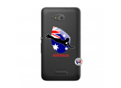Coque Sony Xperia E4G Coupe du Monde Rugby-Australia