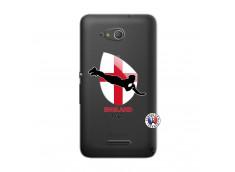 Coque Sony Xperia E4G Coupe du Monde Rugby-England
