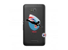 Coque Sony Xperia E4G Coupe du Monde Rugby Fidji