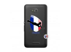 Coque Sony Xperia E4G Coupe du Monde de Rugby-France