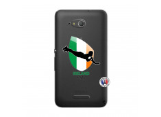Coque Sony Xperia E4G Coupe du Monde Rugby-Ireland