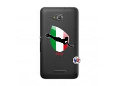 Coque Sony Xperia E4G Coupe du Monde Rugby-Italy