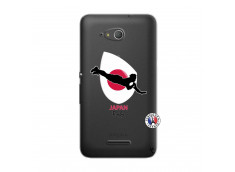 Coque Sony Xperia E4G Coupe du Monde Rugby-Japan