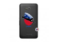 Coque Sony Xperia E4G Coupe du Monde Rugby-Samoa