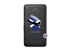 Coque Sony Xperia E4G Coupe du Monde Rugby-Scotland