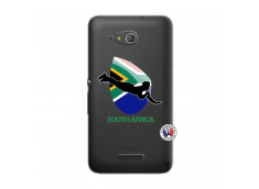 Coque Sony Xperia E4G Coupe du Monde Rugby-South Africa