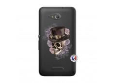 Coque Sony Xperia E4G Dandy Skull