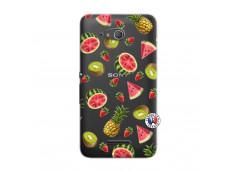 Coque Sony Xperia E4G Multifruits