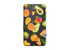 Coque Sony Xperia E4G Salade de Fruits