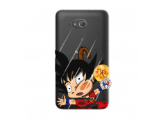 Coque Sony Xperia E4G Goku Impact