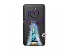 Coque Sony Xperia E4G I Love New York
