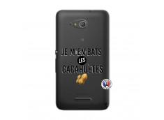 Coque Sony Xperia E4G Je M En Bas Les Cacahuetes