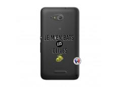 Coque Sony Xperia E4G Je M En Bas Les Olives