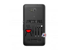 Coque Sony Xperia E4G Je Peux Pas J Ai Barbecue