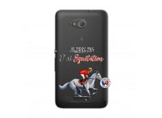 Coque Sony Xperia E4G Je Peux Pas J Ai Equitation