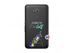 Coque Sony Xperia E4G Je Peux Pas J Ai Golf