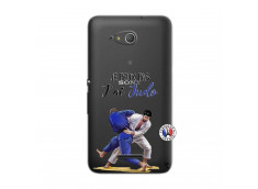 Coque Sony Xperia E4G Je peux pas j'ai Judo