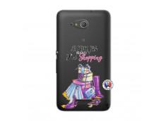 Coque Sony Xperia E4G Je Peux Pas J Ai Shopping