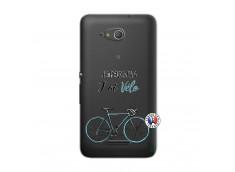 Coque Sony Xperia E4G Je Peux Pas J Ai Velo