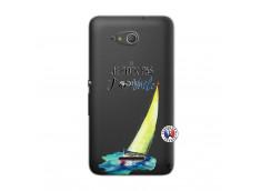 Coque Sony Xperia E4G Je Peux Pas J Ai Voile