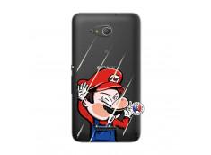 Coque Sony Xperia E4G Mario Impact