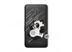 Coque Sony Xperia E4G Panda Impact